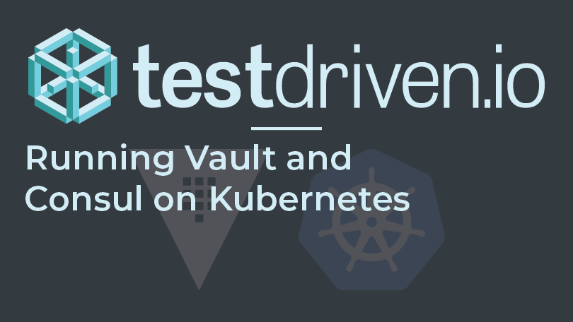 vault and kubernetes